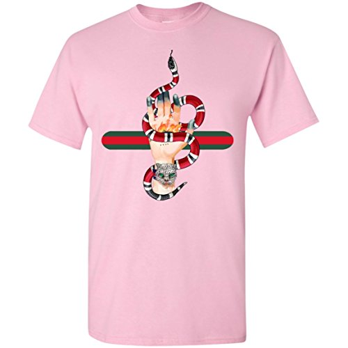 Gucci- KingSnake T Shirt Print Gucci logo, womens T-Shirt