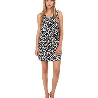 Kate Spade New York Women's Butterfly Double Layer Dress Multi 2
