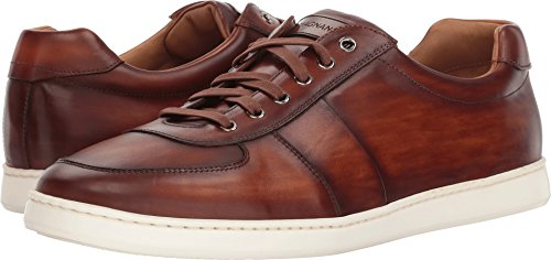 Magnanni Men's Shoes Franco Sneaker 10.5 M Cognac