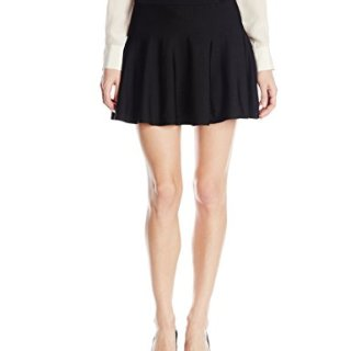 Diesel Women's M-Small Skirt, Black, 25