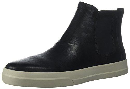 Vince Men's Culver Sneaker, Black, 9 Medium US