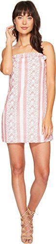 Dolce Vita Women's Hadley Dress Coral Dress