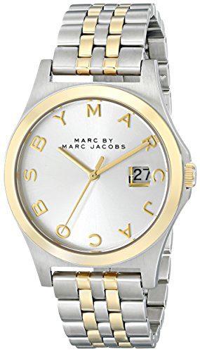 Marc by Marc Jacobs Women's Two-Tone Stainless Steel Watch Bracelet Watch