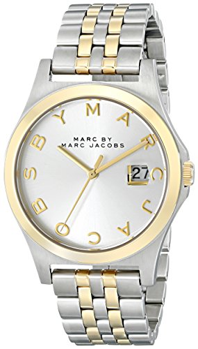 Marc by Marc Jacobs Women's Two-Tone Stainless Steel Watch Bracelet Watch