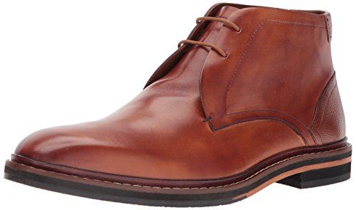 Ted Baker Men's Azzlan Ankle Boot, Tan, 10.5 M US