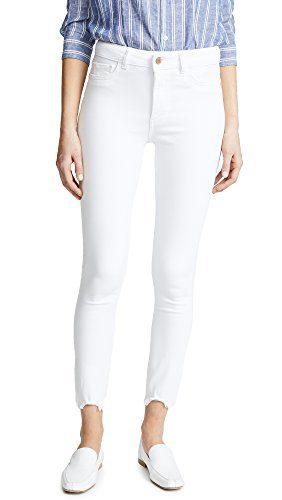 Women's Farrow Ankle Instaslim High Rise Skinny Jeans, Cape Cod, 23