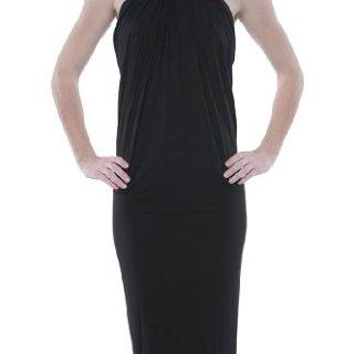 Roberto Cavalli - Open Back Dress Black, 38, Black