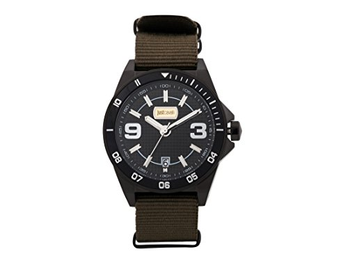 Just Cavalli SPORT Men's Black Watch