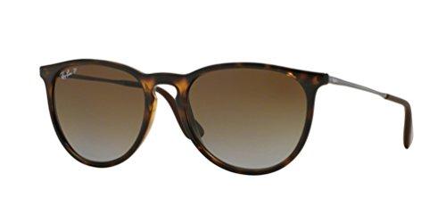 Ray-Ban 710/T5 Erica Tortoise Frame / Polarized Brown Gradient Lens