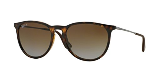 Ray-Ban 710/T5 Erica Tortoise Frame / Polarized Brown Gradient Lens