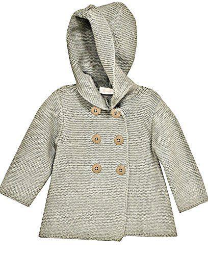 Bonnie Jean Hooded Sweater Coat