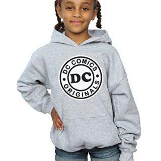 DC Comics Girls DC Originals Logo Hoodie