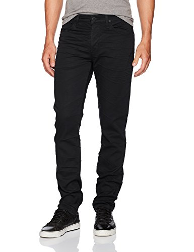 Hudson Jeans Men's Axl Skinny Jeans, Blacklight, 30
