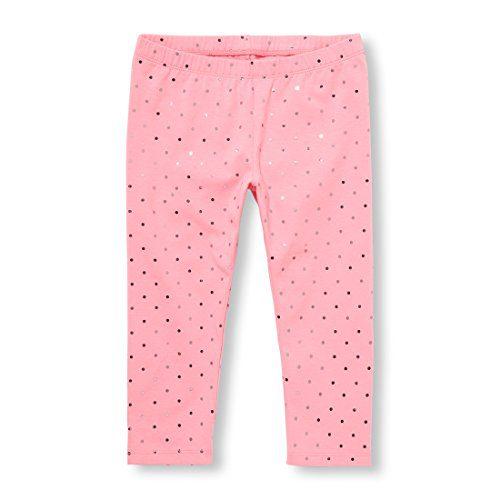 The Children's Place Big Girls' Fashion Leggings, Cherry Blossom, S (5/6)