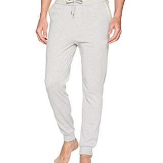 Hugo Boss Boss Men's Authentic Pants, Medium Grey, M