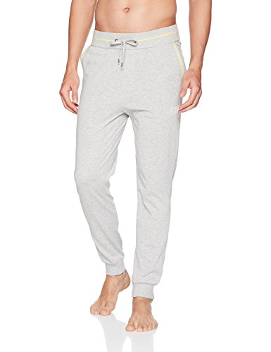 Hugo Boss Boss Men's Authentic Pants, Medium Grey, M