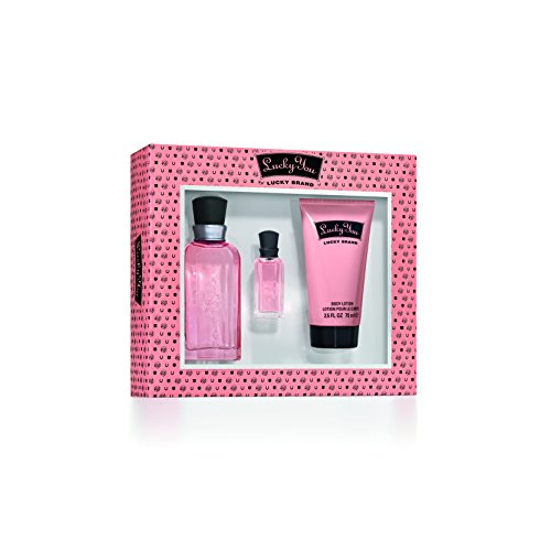 Lucky Brand You Ladies Gift Set
