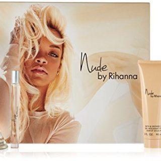 Rihanna 4 Piece Gift Set for Women, Nude
