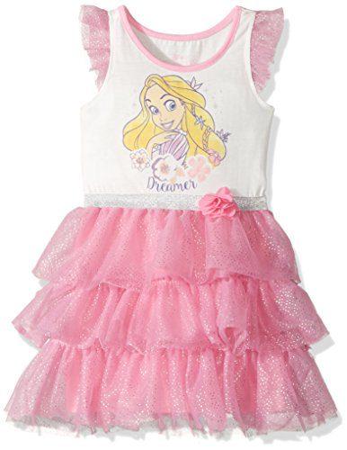 Toddler Girls' Rapunzel Skirt Set