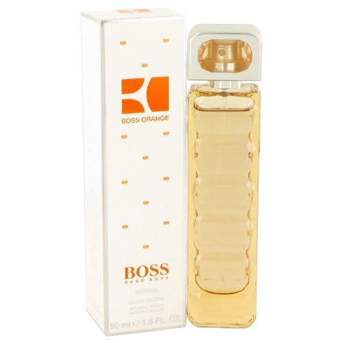 Hǔgo Bȯss Orȧnge Perfumé For Women 1.7 oz Eau De Toilette Spray + a FREE Body Lotion For Women