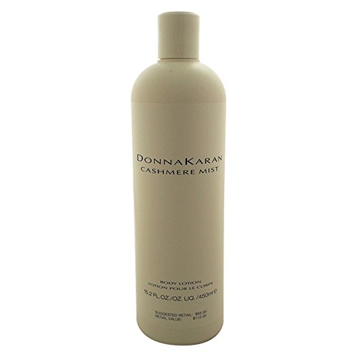 Donna Karan Cashmere Mist for Women Body Lotion, 15.2 Ounce