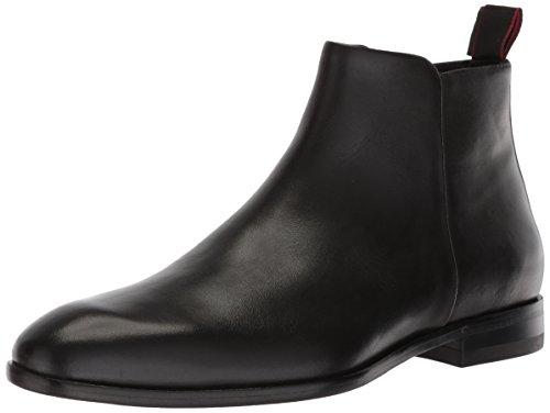 Hugo Boss Hugo by Men's Dress Appeal Zip Ankle Boot, Black, 11 M US