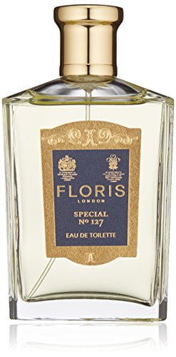 Floris Of London Special No.127 Perfume Eau de Toilette Spray for Women, 3.4 Ounce