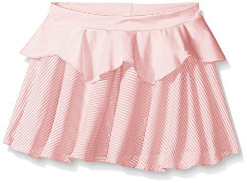 Capezio Big Girls (7-16) Anastasia Skirt, Pink, Medium (7-8)