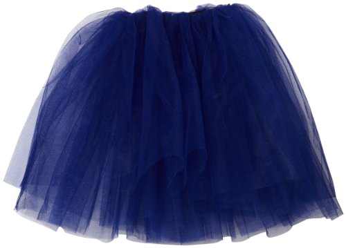 Capezio Little Girls' Romantic Tutu, Royal, One Size