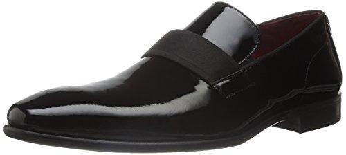 HUGO by Hugo Boss Men's C-Huver Slip-On Loafer, Black, 13 M US