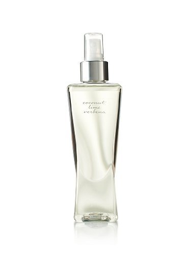 Bath and Body Works Signature Collection Coconut Lime Verbena Body Mist Splash