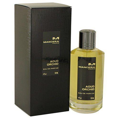 MANCERA Aoud Eau De Parfum Spray, Orchid, 4 fl. oz.