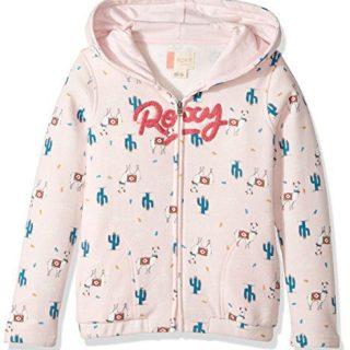 Roxy Little Girls' Let's Get Lost Hoodie