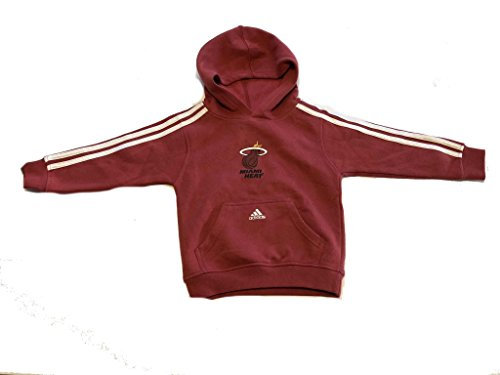 Miami Heat Toddler Pullover Hooded Sweatshirt