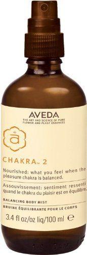 Aveda Chakra 2 Balancing Body Mist 3.4 oz