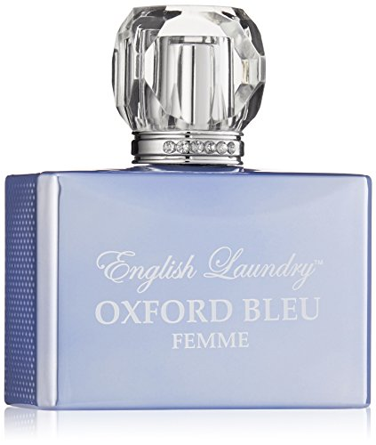 English Laundry Oxford Bleu Femme Eau de Parfum Spray, 3.4 fl. oz.