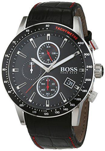 Boss RAFALE Mens Chronograph Design Highlight