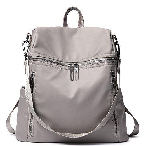 Women Backpack Purse Lightweight Fashion Nylon Ladies Handbag