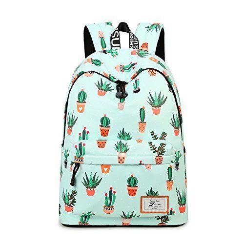 Joymoze Fashion Leisure Backpack for Girls Teenage School