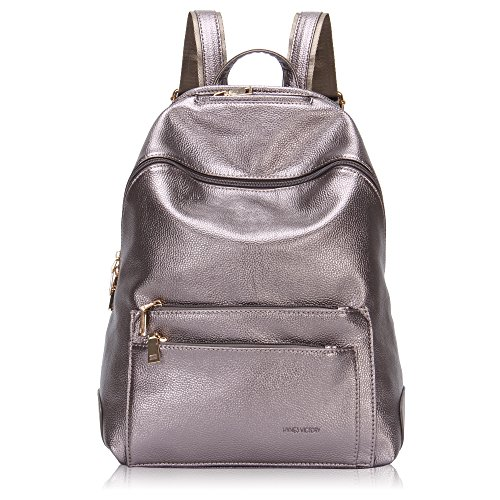 Hynes Victory Faux Leather Backpack for Women
