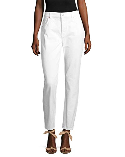 Balenciaga Womens Solid Straight Trouser, 36