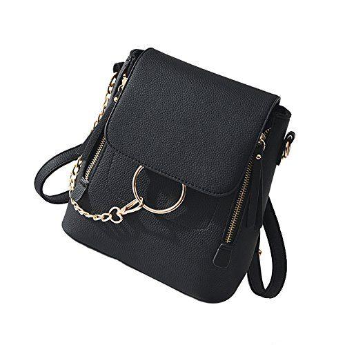 SCENTW Fashion Women Crossbody Backpack Purse