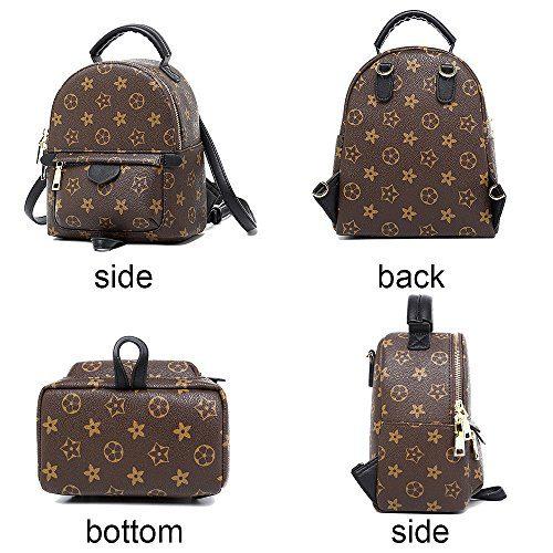 87ea3e982 Home Shop Women Accessories Handbags & Wallets Olyphy Designer Mini Leather  Backpack Purse for Women
