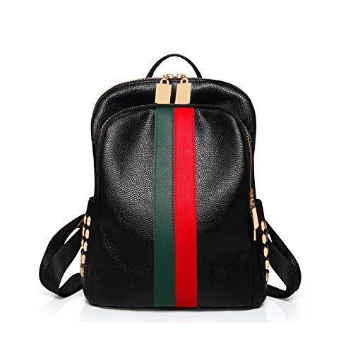 Mynos Backpack Bag Women Mini Rucksack Travel Bookbag For Girls