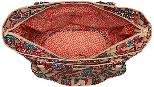 Vera Bradley Iconic Glenna Tote, Signature Cotton