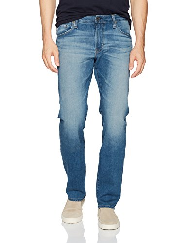 AG Adriano Goldschmied Men's Graduate Tailored Leg 360 Denim Pant, Audition, 33