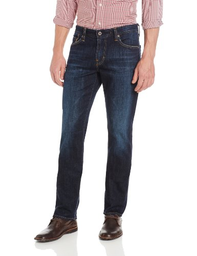 AG Adriano Goldschmied Men's The Graduate Tailored Leg Jean In Robinson , Robinson , 33x34