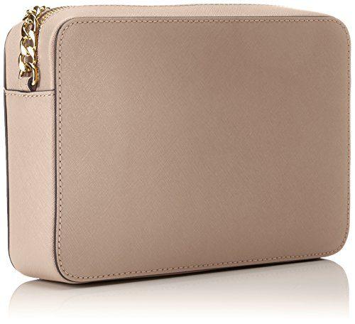 MICHAEL Michael Kors Women's Large East/West Cross Body Bag, Soft Pink, One Size