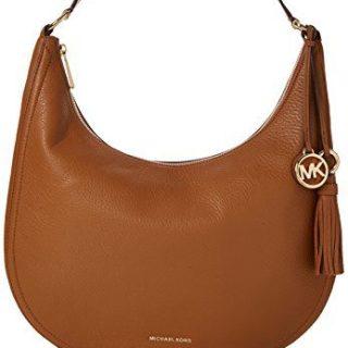 Michael Kors Women's Lydia Shoulder Bag, Brown