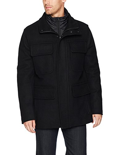 Marc New York by Andrew Marc Men's Helmetta Wool Field Jacket